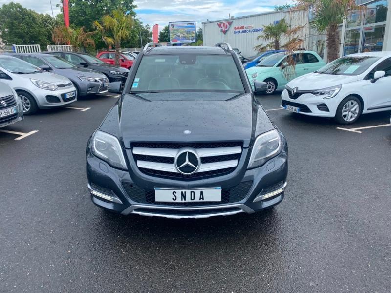 Mercedes-Benz Classe GLK 220 CDI Business Executive 7GTronic + Diesel GRIS F Occasion à vendre