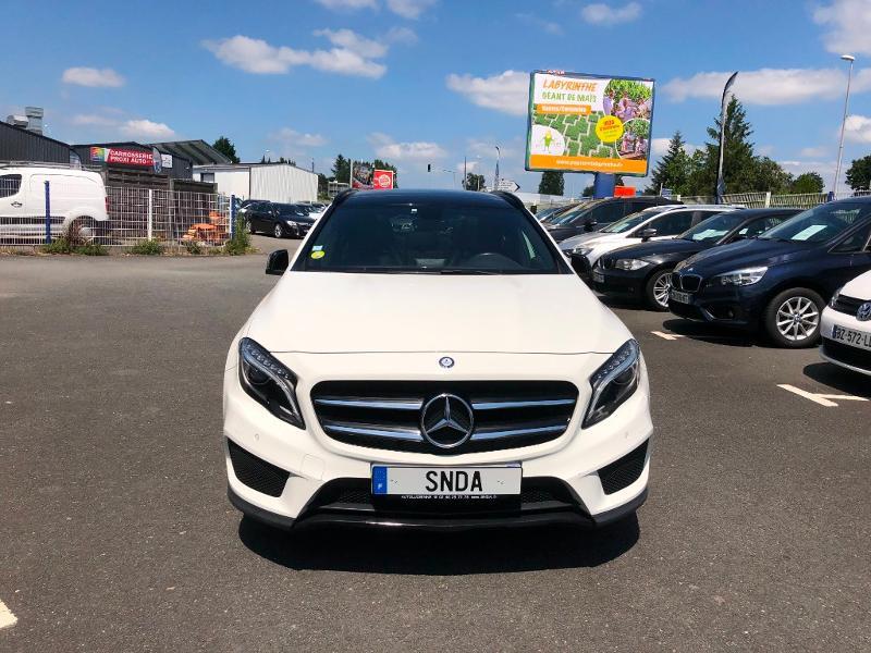 Mercedes-Benz Classe GLA 220 CDI Fascination 4Matic 7G-DCT Diesel blanc Occasion à vendre