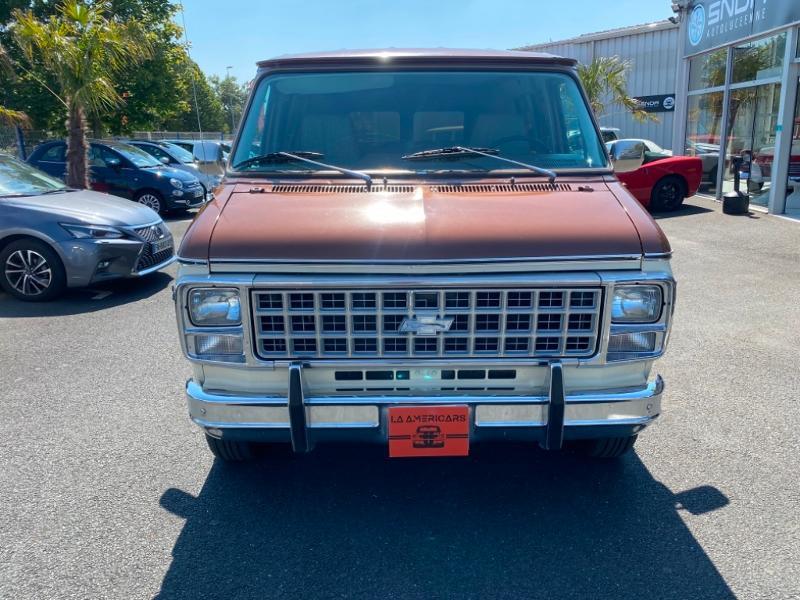 Chevrolet Nomad 350 CI Essence MARRON Occasion à vendre