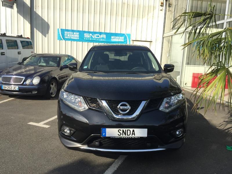 Nissan X-Trail 1.6 dCi 130ch Acenta Diesel noire Occasion à vendre