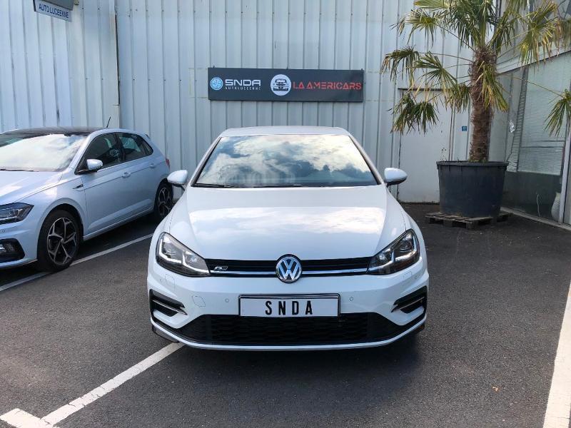 Volkswagen Golf 1.5 TSI EVO 150ch Carat Essence Blanc Occasion à vendre