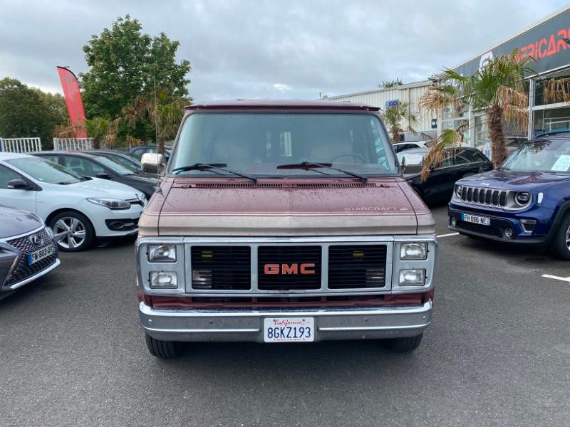 General Motors Vendura STARCRAFT 350 CI Essence BORDEAUX Occasion à vendre