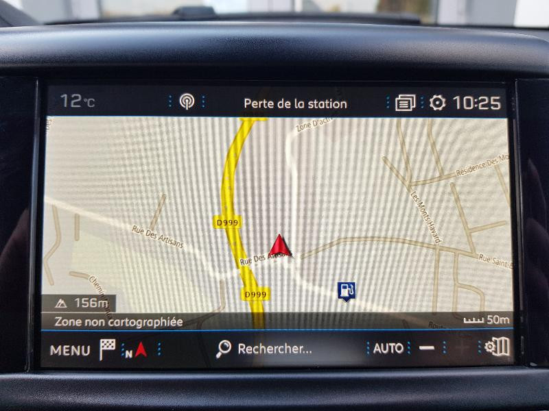Photo 7 de l'offre de PEUGEOT 2008 1.2 PureTech 110ch E6.c Signature S&S EAT6 à 14490€ chez Lebedel Automobiles