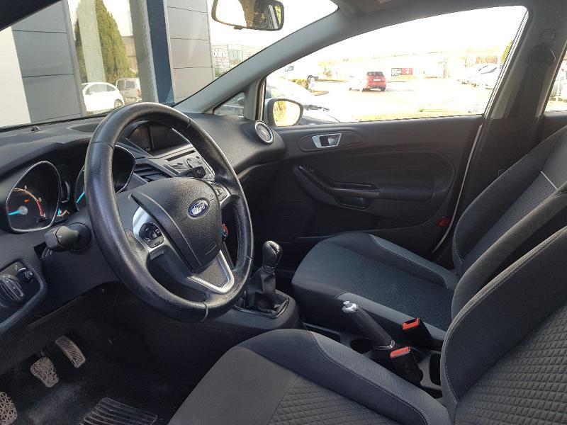 Photo 4 de l'offre de FORD Fiesta 1.5 TDCi 75ch Stop&Start Edition 5p à 8490€ chez Lebedel Automobiles