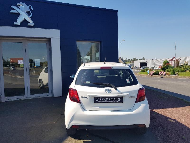 Photo 8 de l'offre de TOYOTA Yaris 90 D-4D Active Clim à 7490€ chez Lebedel Automobiles