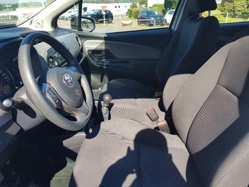 Photo 5 de l'offre de TOYOTA Yaris 90 D-4D Active Clim à 7490€ chez Lebedel Automobiles