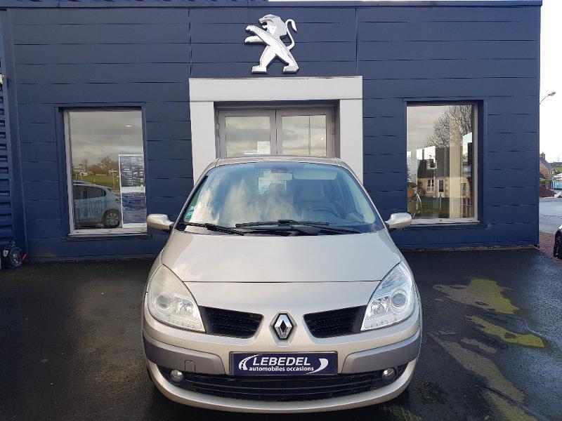 Renault Scenic 1.5 dCi 105ch Expression Diesel BEIGE Occasion à vendre