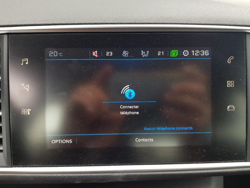 Photo 15 de l'offre de PEUGEOT 308 1.2 PureTech 110ch E6.c S&S Active 5cv à 17490€ chez Lebedel Automobiles