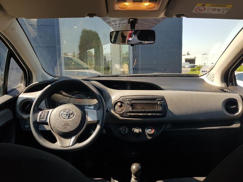 Photo 4 de l'offre de TOYOTA Yaris 90 D-4D Active Clim à 7490€ chez Lebedel Automobiles