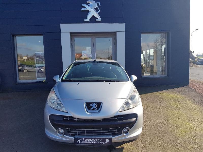 Peugeot 207 CC 1.6 HDi110 Feline FAP Diesel GRIS Occasion à vendre