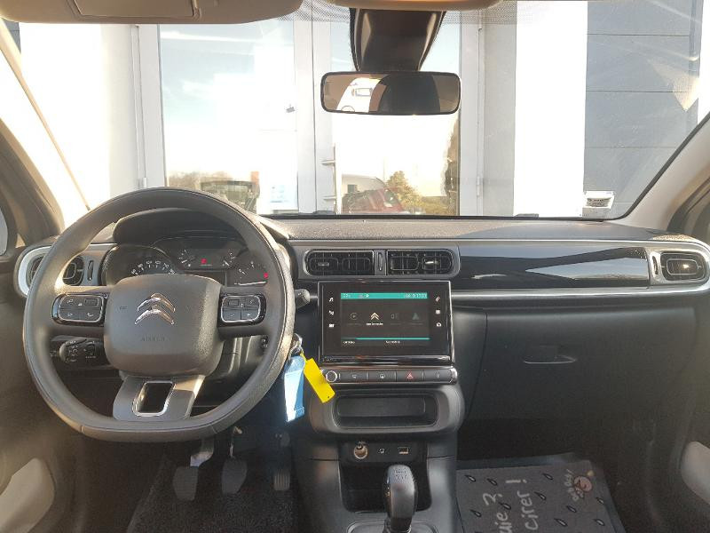 Photo 11 de l'offre de CITROEN C3 PureTech 82ch Feel à 10990€ chez Lebedel Automobiles