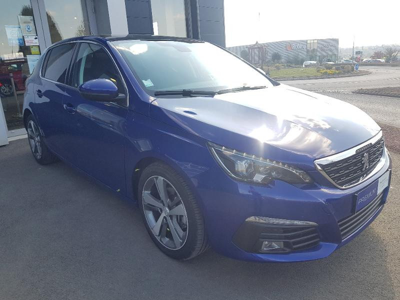 Photo 3 de l'offre de PEUGEOT 308 1.6 BlueHDi 120ch S&S Allure EAT6 à 16490€ chez Lebedel Automobiles