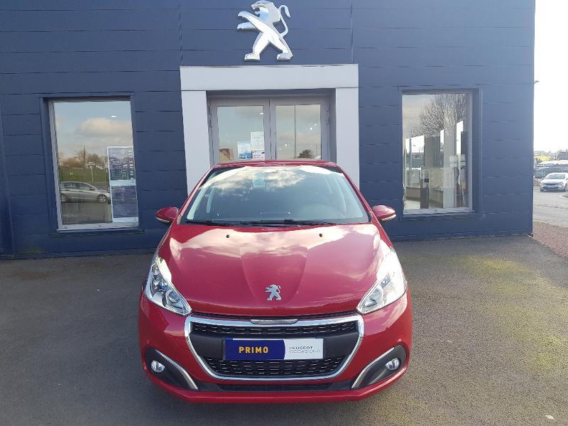 Peugeot 208 1.6 BlueHDi 100ch Business Pack S&S 5p Diesel Rouge Métal Occasion à vendre