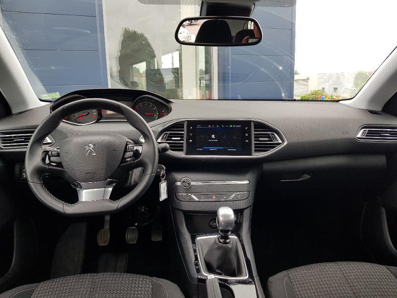Photo 11 de l'offre de PEUGEOT 308 1.2 PureTech 110ch E6.c S&S Active 5cv à 17490€ chez Lebedel Automobiles