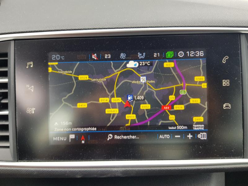 Photo 6 de l'offre de PEUGEOT 308 1.2 PureTech 110ch E6.c S&S Active 5cv à 17490€ chez Lebedel Automobiles