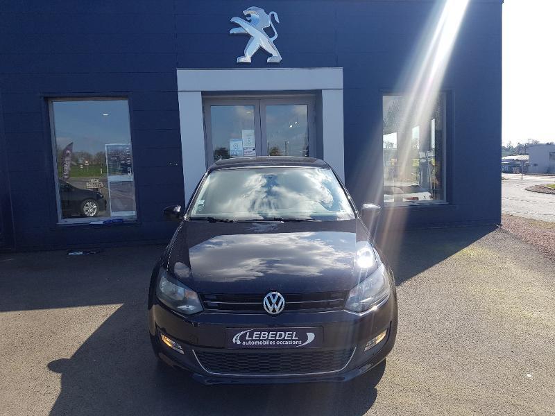 Volkswagen Polo 1.6 TDI 90ch BlueMotion Technology FAP Life 5p Diesel NOIR Occasion à vendre