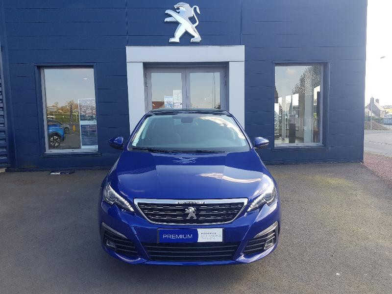 Photo 1 de l'offre de PEUGEOT 308 1.6 BlueHDi 120ch S&S Allure EAT6 à 16490€ chez Lebedel Automobiles