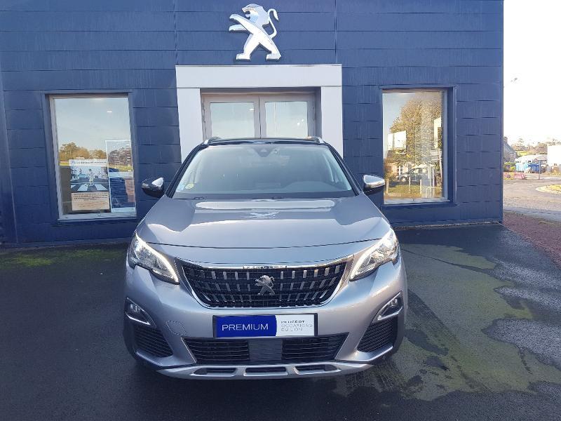 Peugeot 3008 1.5 BlueHDi 130ch E6.c Crossway S&S Diesel GRIS C Occasion à vendre