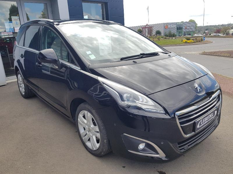 Photo 3 de l'offre de PEUGEOT 5008 1.6 BlueHDi 120ch Allure S&S EAT6 7pl à 13990€ chez Lebedel Automobiles