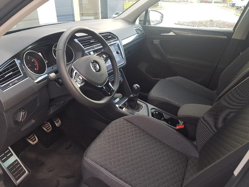 Photo 7 de l'offre de VOLKSWAGEN Tiguan 1.5 TSI EVO 130ch Connect Euro6d-T à 23490€ chez Lebedel Automobiles