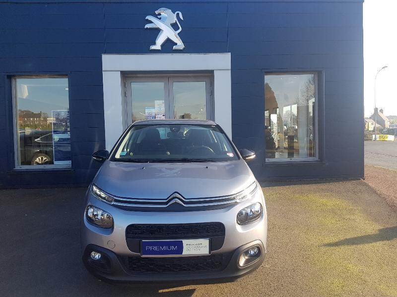 Photo 1 de l'offre de CITROEN C3 PureTech 82ch Feel à 10990€ chez Lebedel Automobiles