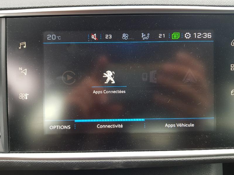 Photo 16 de l'offre de PEUGEOT 308 1.2 PureTech 110ch E6.c S&S Active 5cv à 17490€ chez Lebedel Automobiles