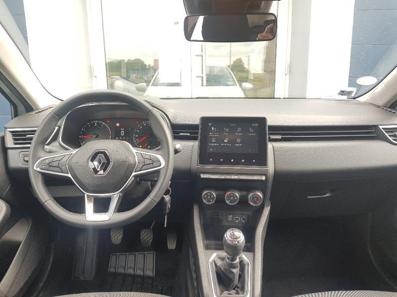 Photo 11 de l'offre de RENAULT Clio 1.0 TCe 100ch Zen à 12490€ chez Lebedel Automobiles