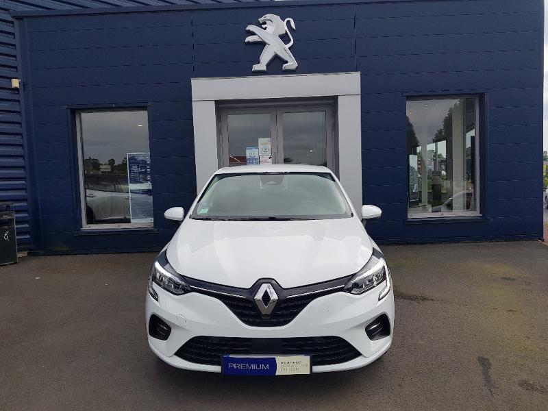 Renault Clio 1.0 TCe 100ch Zen Essence BLANC Occasion à vendre
