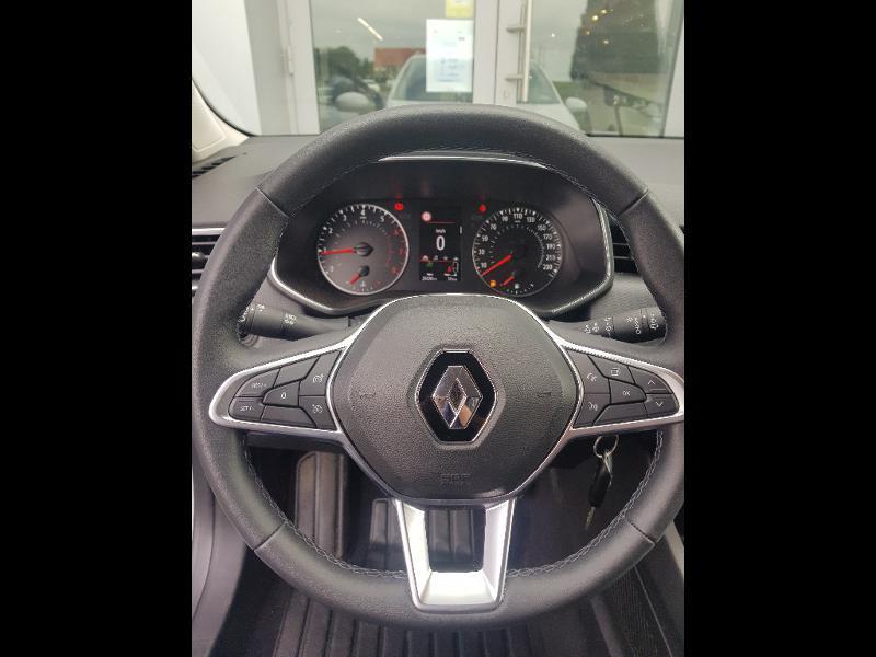 Photo 7 de l'offre de RENAULT Clio 1.0 TCe 100ch Zen à 12490€ chez Lebedel Automobiles