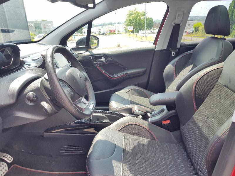 Photo 11 de l'offre de PEUGEOT 2008 1.2 PureTech 110ch E6.c GT Line S&S EAT6 à 17490€ chez Lebedel Automobiles