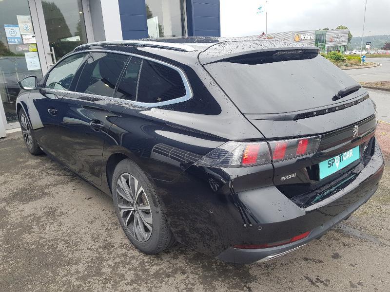 Photo 10 de l'offre de PEUGEOT 508 SW BlueHDi 130ch S&S Allure EAT8 à 24490€ chez Lebedel Automobiles