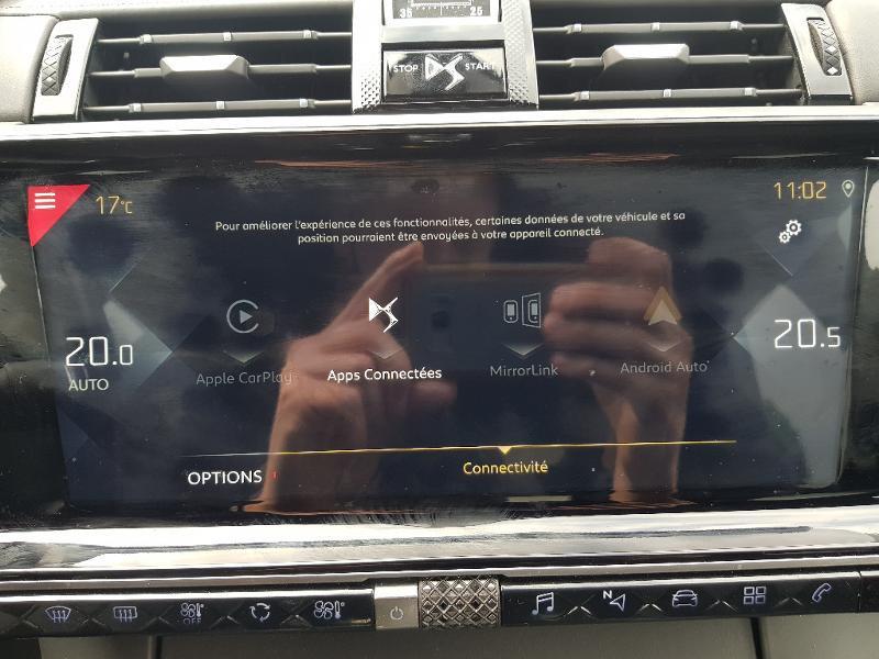 Photo 14 de l'offre de DS DS 7 Crossback BlueHDi 180ch Executive Automatique 128g à 27990€ chez Lebedel Automobiles