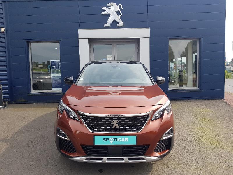 Peugeot 3008 1.5 BlueHDi 130ch E6.c GT Line S&S EAT8 Diesel metalic cooper Occasion à vendre