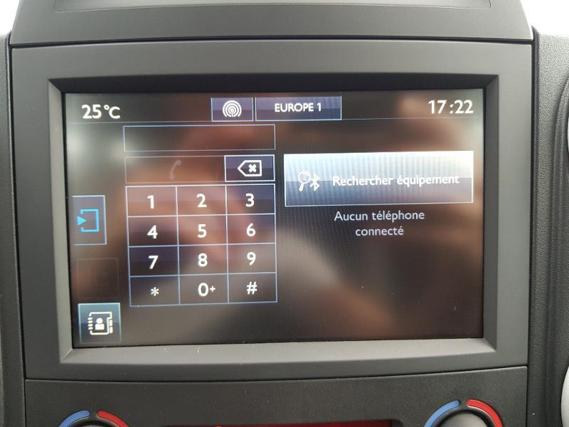 Photo 7 de l'offre de PEUGEOT Partner Tepee 1.6 BlueHDi 100ch Outdoor S&S à 14990€ chez Lebedel Automobiles