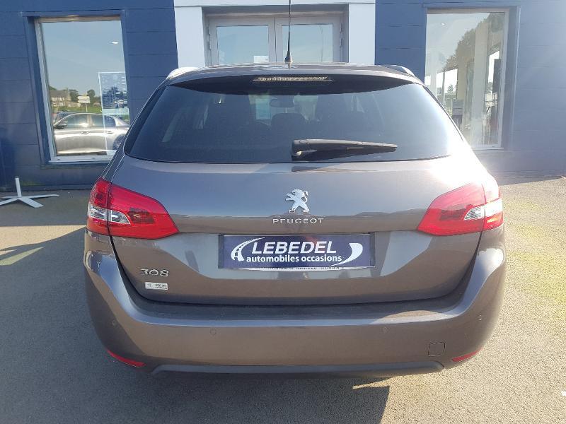 Photo 8 de l'offre de PEUGEOT 308 SW 1.6 BlueHDi FAP 120ch Style à 9990€ chez Lebedel Automobiles