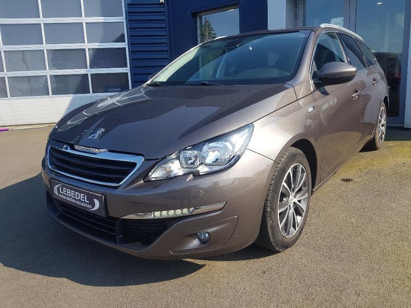 Photo 2 de l'offre de PEUGEOT 308 SW 1.6 BlueHDi FAP 120ch Style à 9990€ chez Lebedel Automobiles