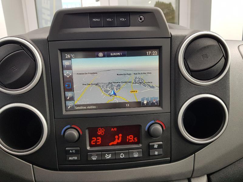 Photo 6 de l'offre de PEUGEOT Partner Tepee 1.6 BlueHDi 100ch Outdoor S&S à 14990€ chez Lebedel Automobiles
