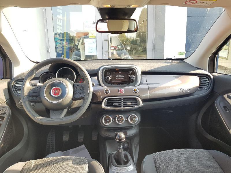 Photo 11 de l'offre de FIAT 500X 1.6 E-torQ 110ch Popstar à 13490€ chez Lebedel Automobiles