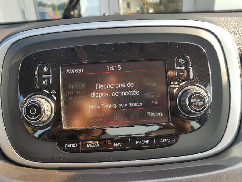 Photo 7 de l'offre de FIAT 500X 1.6 E-torQ 110ch Popstar à 13490€ chez Lebedel Automobiles