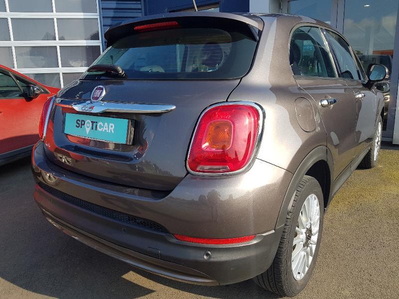 Photo 9 de l'offre de FIAT 500X 1.6 E-torQ 110ch Popstar à 13490€ chez Lebedel Automobiles