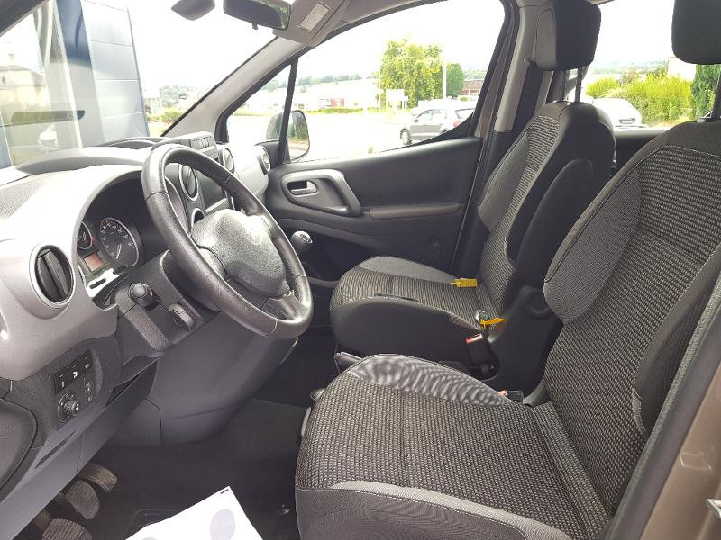 Photo 4 de l'offre de PEUGEOT Partner Tepee 1.6 BlueHDi 100ch Outdoor S&S à 14990€ chez Lebedel Automobiles