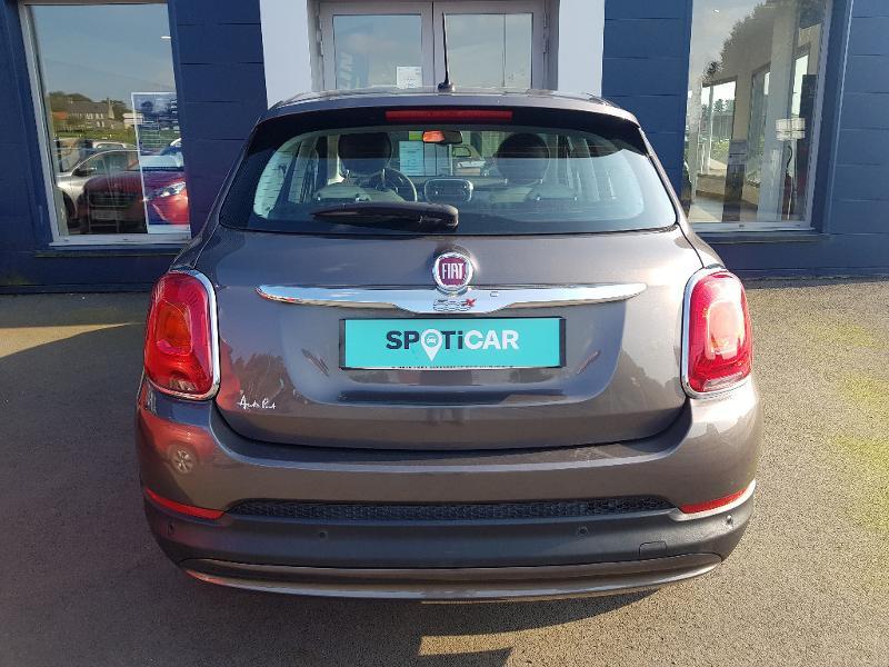 Photo 8 de l'offre de FIAT 500X 1.6 E-torQ 110ch Popstar à 13490€ chez Lebedel Automobiles