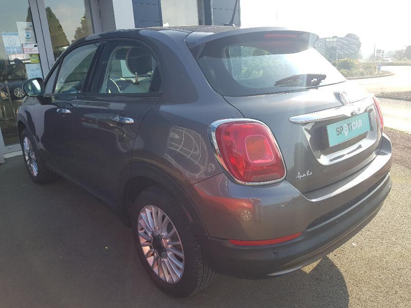 Photo 10 de l'offre de FIAT 500X 1.6 E-torQ 110ch Popstar à 13490€ chez Lebedel Automobiles