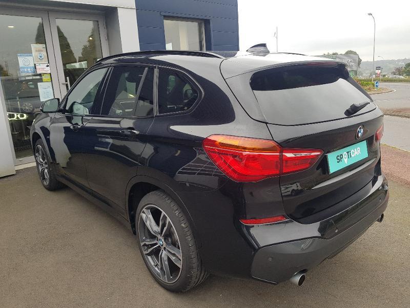 Photo 10 de l'offre de BMW X1 sDrive20iA 192ch M Sport DKG7 à 32990€ chez Lebedel Automobiles