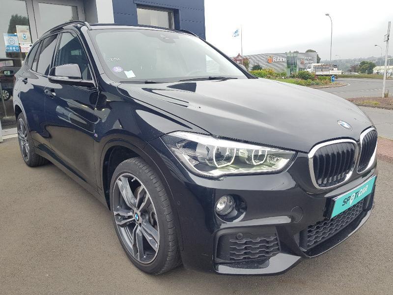 Photo 3 de l'offre de BMW X1 sDrive20iA 192ch M Sport DKG7 à 32990€ chez Lebedel Automobiles