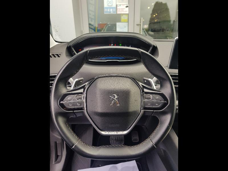 Photo 12 de l'offre de PEUGEOT 3008 2.0 BlueHDi 180ch S&S Allure Business EAT8 à 26990€ chez Lebedel Automobiles