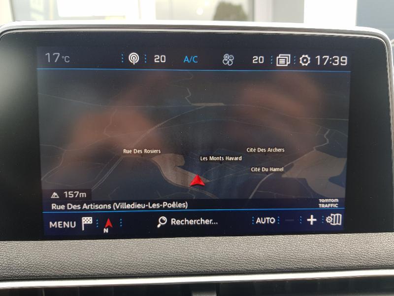 Photo 7 de l'offre de PEUGEOT 3008 2.0 BlueHDi 180ch S&S Allure Business EAT8 à 26990€ chez Lebedel Automobiles