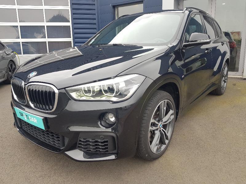 Photo 2 de l'offre de BMW X1 sDrive20iA 192ch M Sport DKG7 à 32990€ chez Lebedel Automobiles