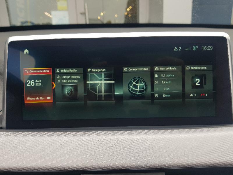 Photo 16 de l'offre de BMW X1 sDrive20iA 192ch M Sport DKG7 à 32990€ chez Lebedel Automobiles