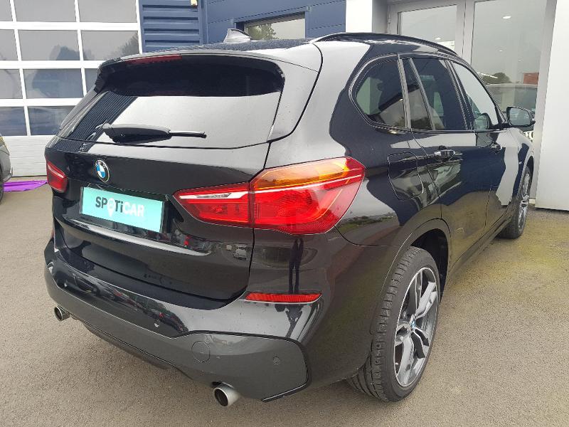 Photo 9 de l'offre de BMW X1 sDrive20iA 192ch M Sport DKG7 à 32990€ chez Lebedel Automobiles